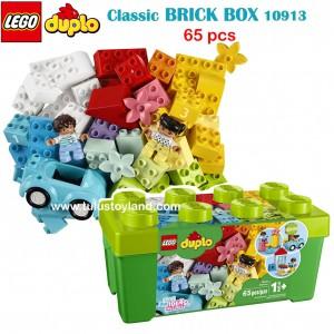 LEGO - DUPLO Classic Brick Box 10913 (65 Pieces)