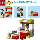 LEGO - DUPLO Town Pizza Stand 10927