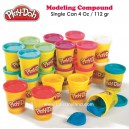 Play Doh – Non Toxic Modeling Compound Single Can 4 oz / 112 gr