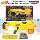 Nerf - Alpha Strike Flyte CS-10 Motorized Blaster E8696