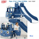 Happy Play - Tayo 2 in 1 Bus Silde & Swing WM 19089