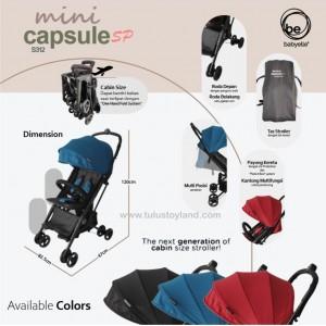 Babyelle - Mini Capsule SP Stroller S312