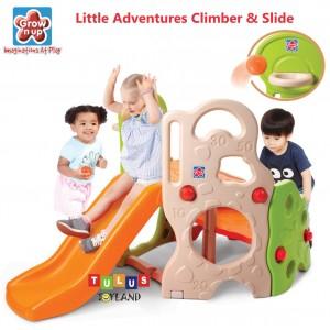 Grow N Up - Little Adventurers Climber N Slide