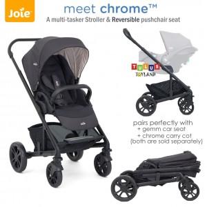 Joie – meet Chrome Reversible Seat Stroller