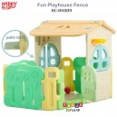 Happy Play – Fun Playhouse Fence HC-HS009
