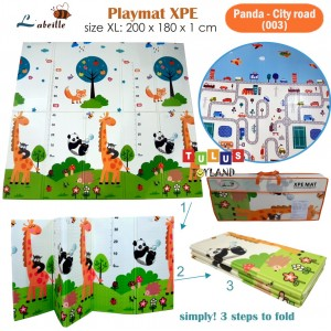 Labeille – XPE Foldable Playmat New Series (XL)