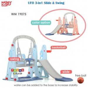 Happy Play – UFO Silde & Swing Basketball WM 19075