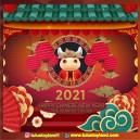 Selamat Hari Raya Imlek 2021