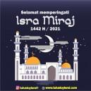 Isra Miraj 2021