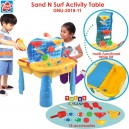 Grow N Up - Sand N Surf Activity Table GNU-3019-11
