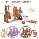 Labeille – Luxury 3in1 KANGAROO Slide & Swing KC 519-C