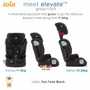 Joie - Meet ELEVATE Belted Booster Car Seat