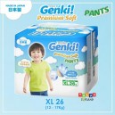 Nepia GENKI – Premium Soft Pants Size XL