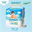 Nepia GENKI – Premium Soft Pants Size XXL