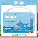 Neppi – Premium Diapers PANTS XL22