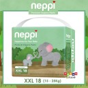 Neppi – Premium Diapers PANTS XXL18