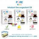 Pure Kids – Inhalant Decongestant Oil