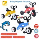 Inui – Baby Dolphin Tricycle KC 117