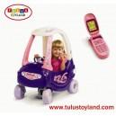 Sewa - Princess Cozy Coupe