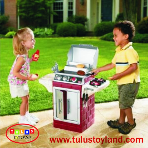little tikes backyard barbeque get out 39 n 39 grill