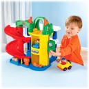 Fisher Price - Little People Racin' Ramps Garage