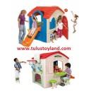 Grow n Up Wriggle n Slide Playhouse