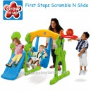 Grow n Up - First Step Scramble n Slide
