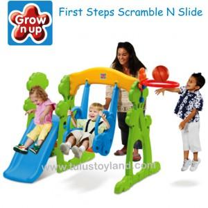 Grow n Up - First Step Scramble n Slide
