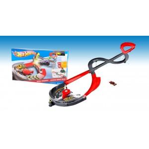 Hot Wheels Spiral Speedway Track Set
