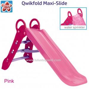 Grow n Up - Qwikfold Maxi Slide Pink