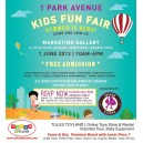 Kids Fun Fair 1st Avenue Gandaria