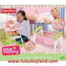 Fisher Price – Little Mommy So New Deluxe Playset