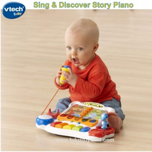Vtech - Sing & Discover Story Piano