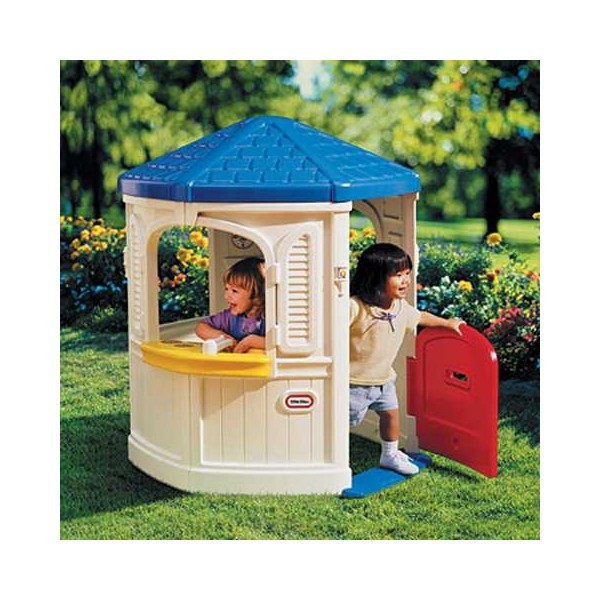 Little tikes playhouse cottage lookup beforebuying for Little tikes house