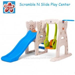 Grow n Up Scramble & Slide Play Centre