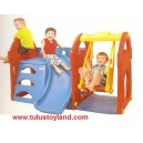 Haenim – Little Castle Slide and Swing HN 709