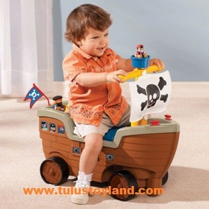 Little Tikes – Play n Scoot Pirate Ship