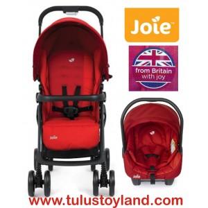 Joie - Juva Travel System Poppy Red