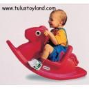 Little Tikes Rocking Horse (Merah)