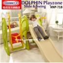Haenim - Dolphin Playzone Slide Swing  HNP718