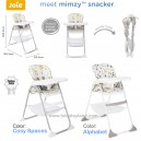 Joie - Mimzy Snacker Highchair