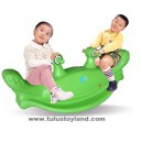 Lerado - Cute Crab Seesaw L108 Green