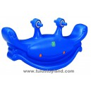 Lerado - Cute Crab Seesaw L108 Blue