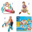 Vtech - Little Friendlies 3 in 1 Baby Centre