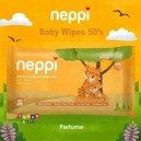 Neppi - Baby Wipes Parfum 50s (1-Pk)