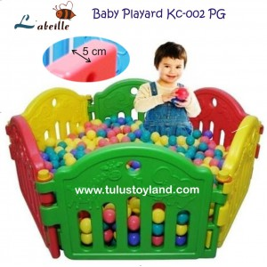 L'abeille – Baby Play Yard KC002 PG