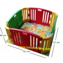 L'abeille – Baby Playpen KC009