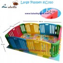 L'abeille – Large Playpen KC010