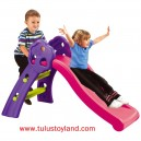 Grow N Up - Qwikfold Fun Slide Pink