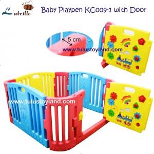 Labeille Baby Playpen Kc009 With Door Jual Pagar Mandi Bola
